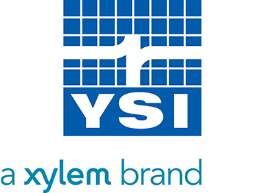 Logo for YSI, a Xylem brand