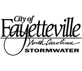 City of Fayetteville Stormwater Logo