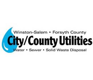 Winston Salem Utilities Logo