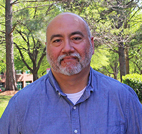 Frank Lopez, extension director, headshot