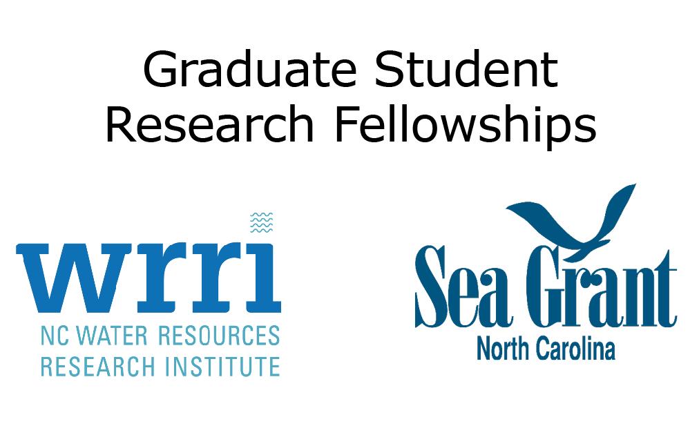 WRRI and Sea Grant logos