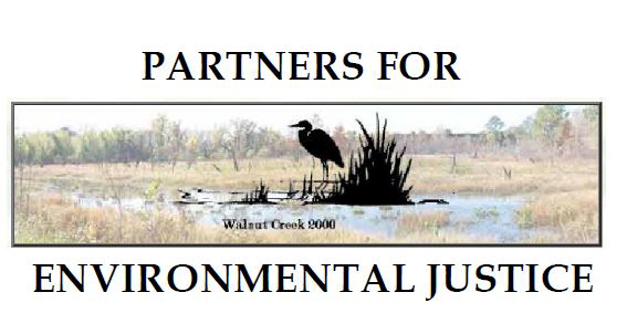 Partners for Environmental Justice logo