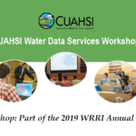 CUAHSI free workshop March 22 at 2:20 p.m.