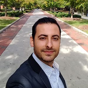 Mr. Yener Ulus headshot