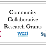 Logos of KIETS, NC Sea Grant and WRRI
